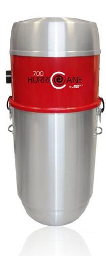 Odkurzacz centralny TQD Hurricane 700